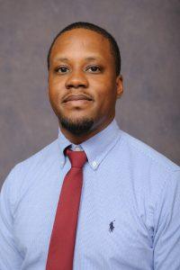 ACIIR Program Coordinator, Reginald Allison II